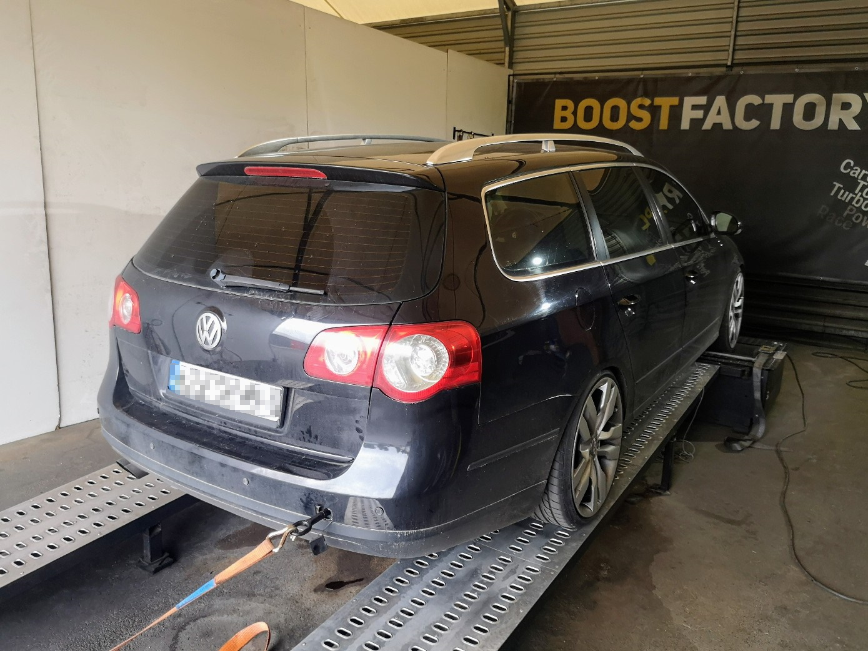 VW Passat 2.0TFSI 200KM >> 235KM 339Nm