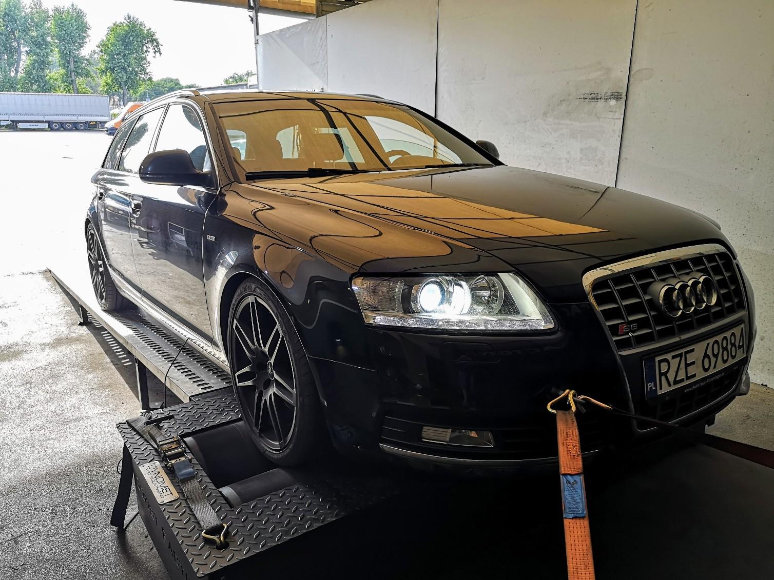 Audi A6 C6 2.0TDI 170KM >> 197KM 410Nm