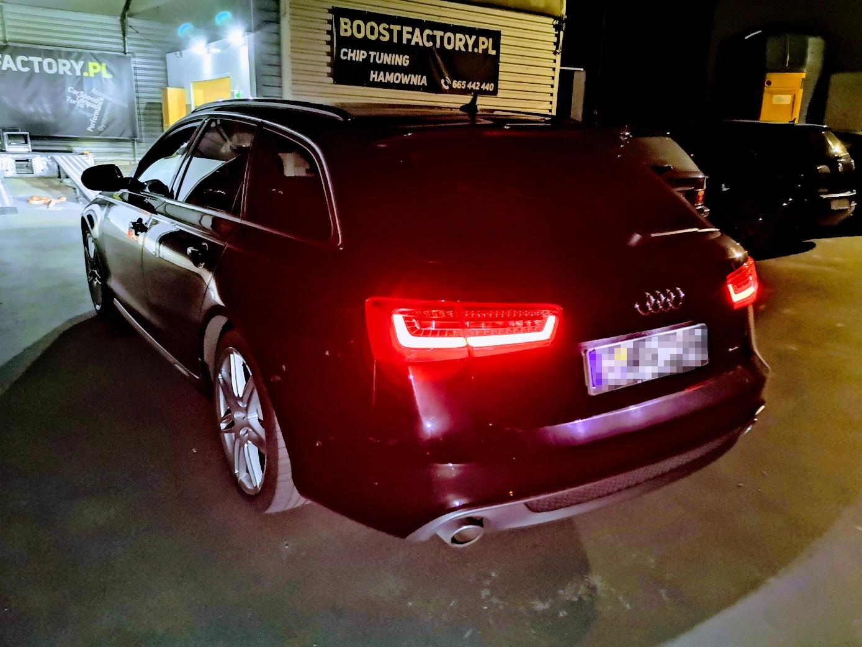 Audi A6 C7 3.0TDI CKVC 245KM >> 316KM 721Nm