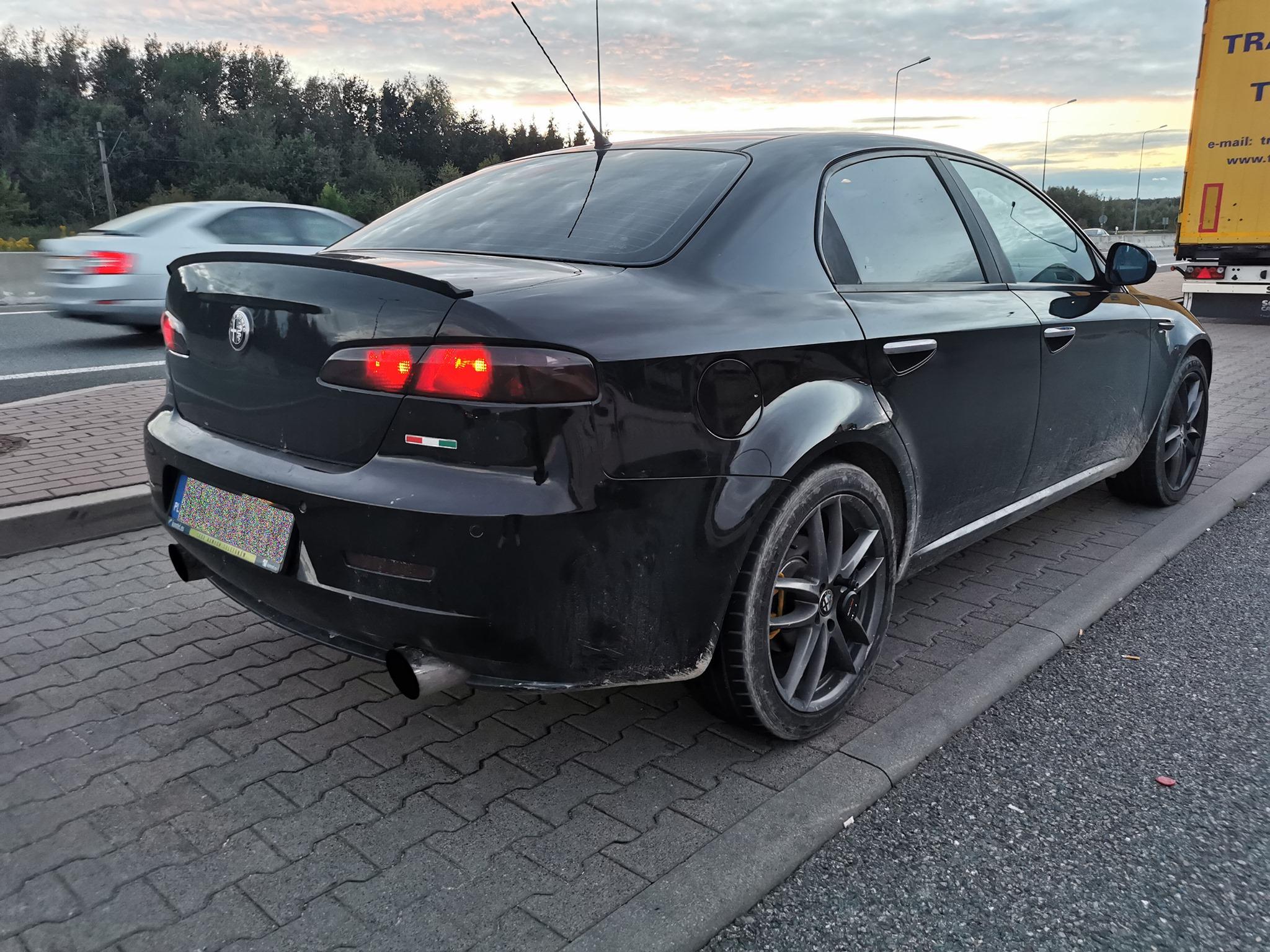 Alfa Romeo 159 1.9 JTDm 150KM >> 189KM 420Nm