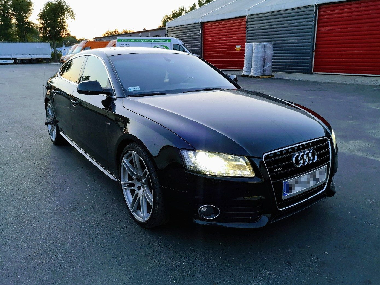 Audi A5 3.0TDI CCWA 240KM >> 294KM 638Nm