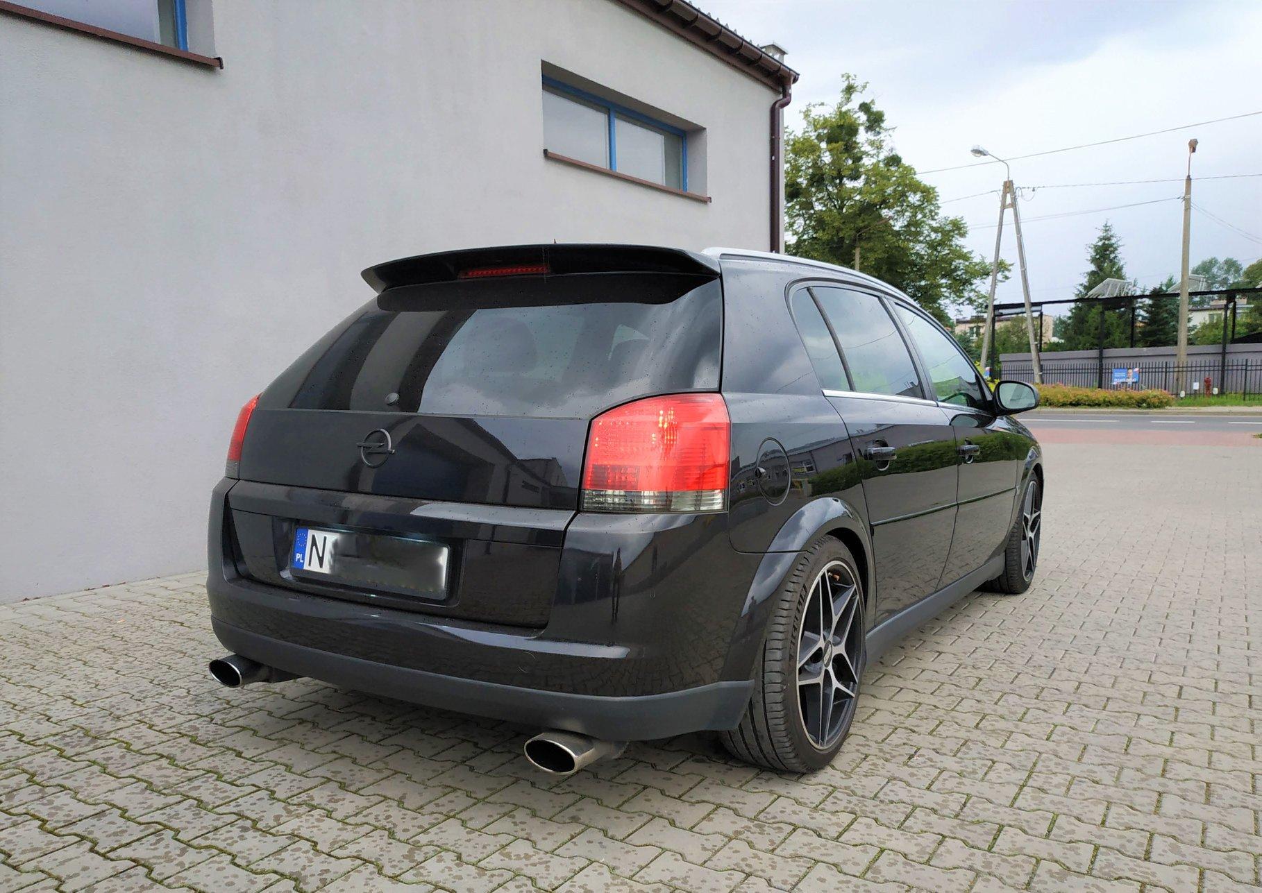 Opel Signum 1.9CDTI 150KM >> 191KM 415Nm