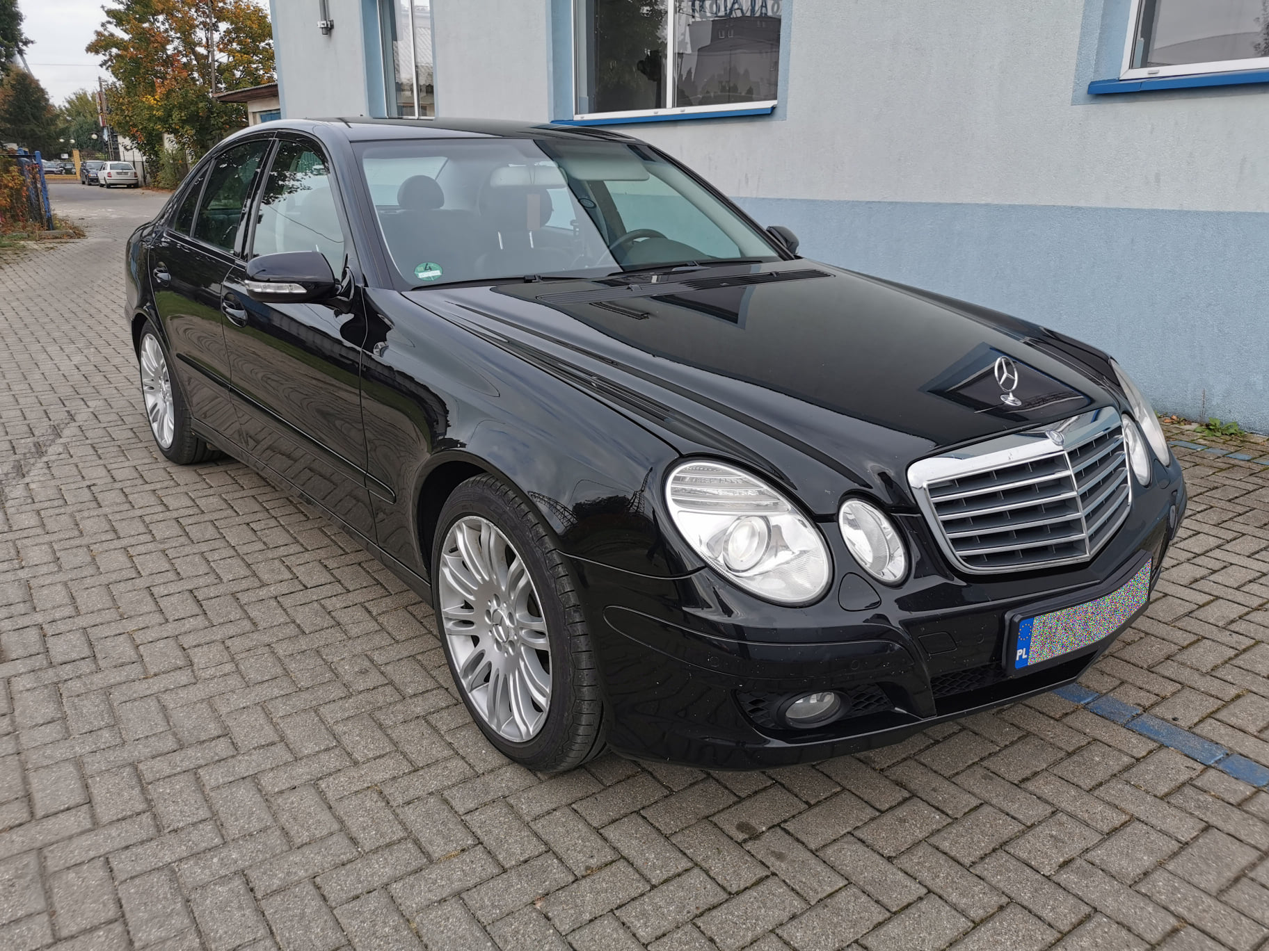 Mercedes W211 E280 CDI 190KM >> 237KM 526Nm