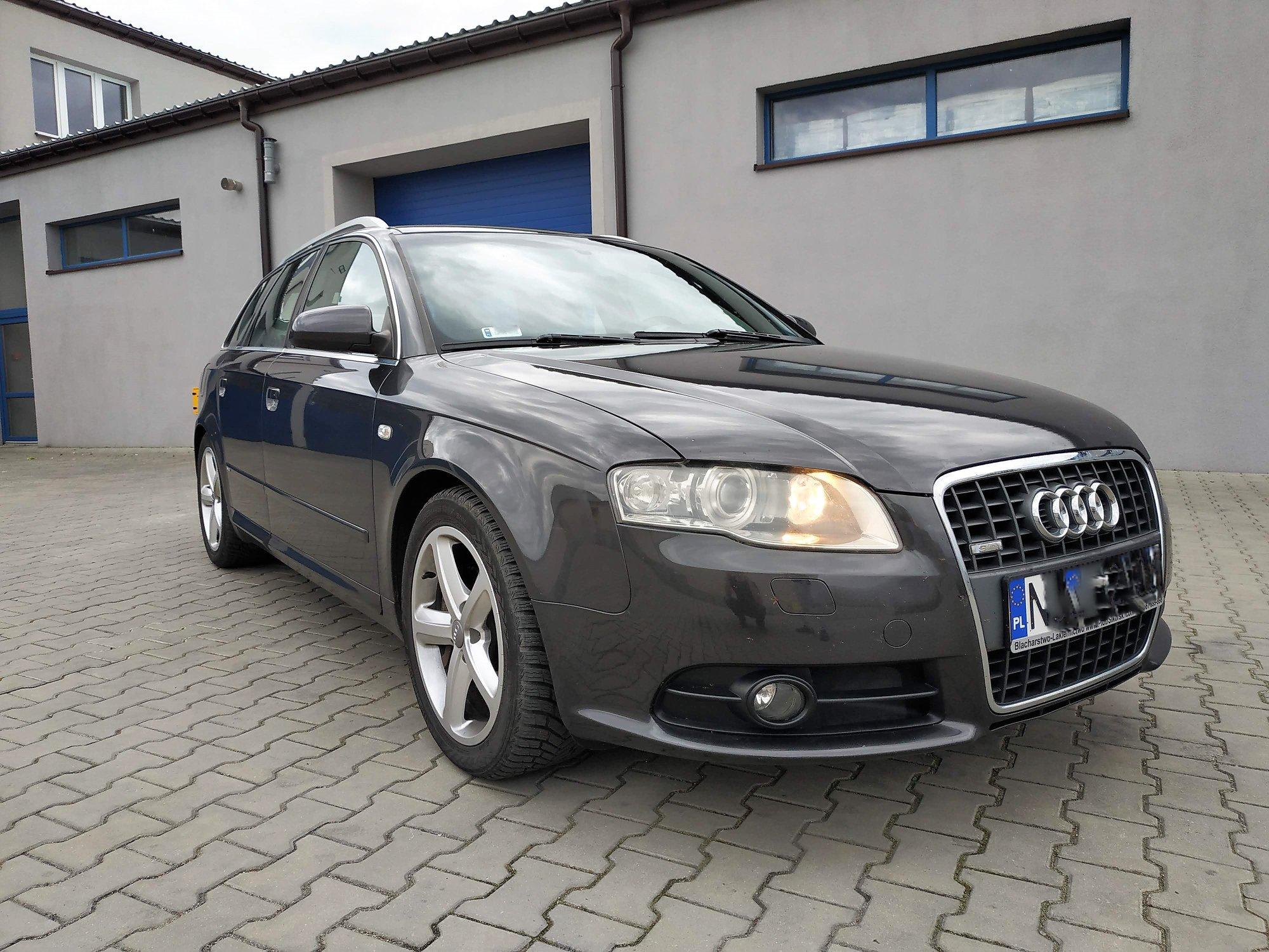 Audi A4 B7 2.0TFSI BUL 220KM >> 270KM 352Nm
