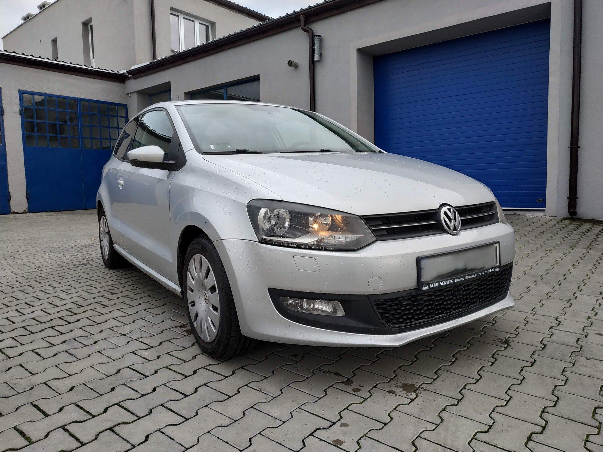 VW Polo 6R 1.6TDI CAYB 90KM >> 130KM 312Nm