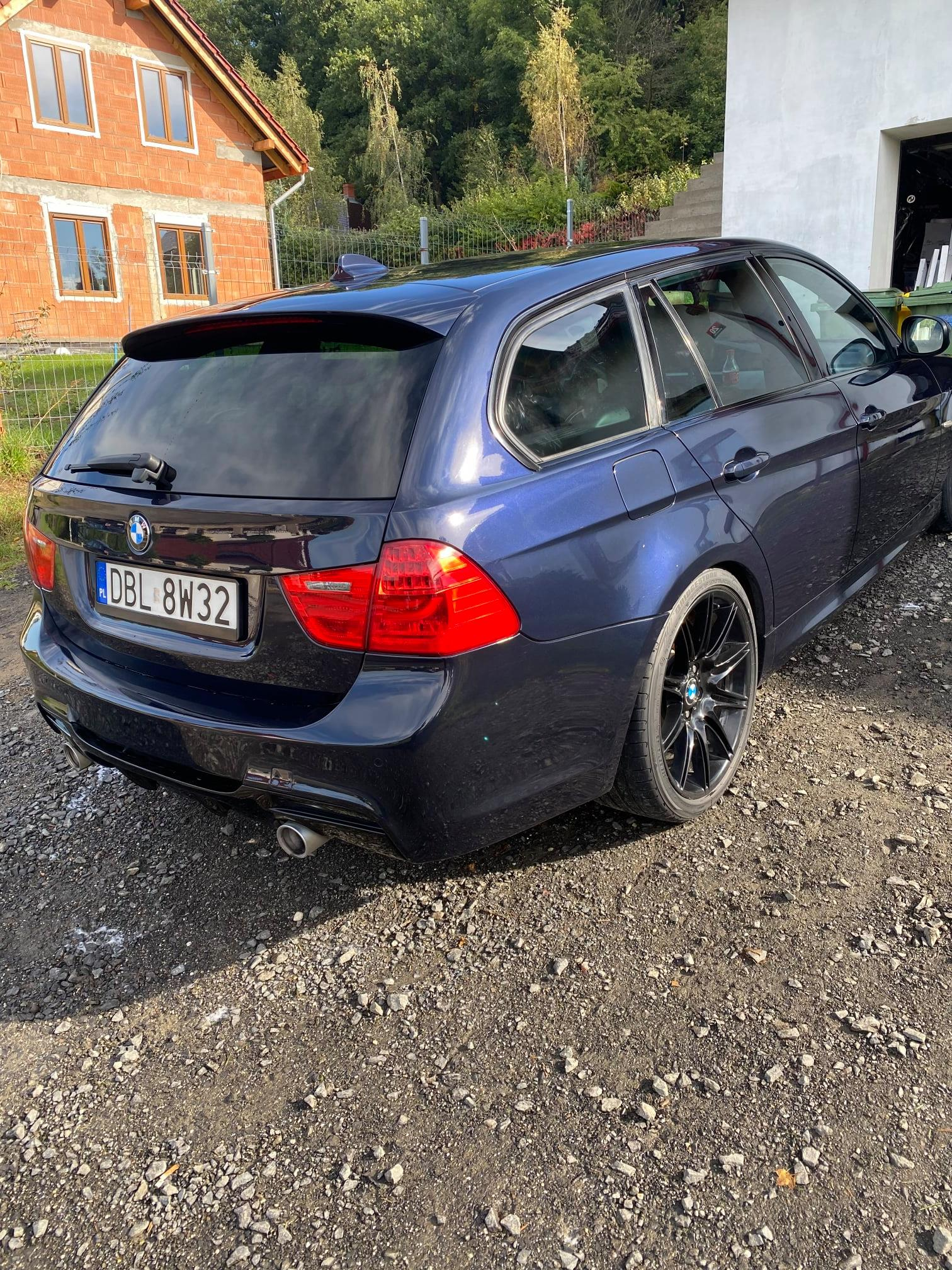 BMW E91 335D LCI 286KM >> 356KM 725Nm