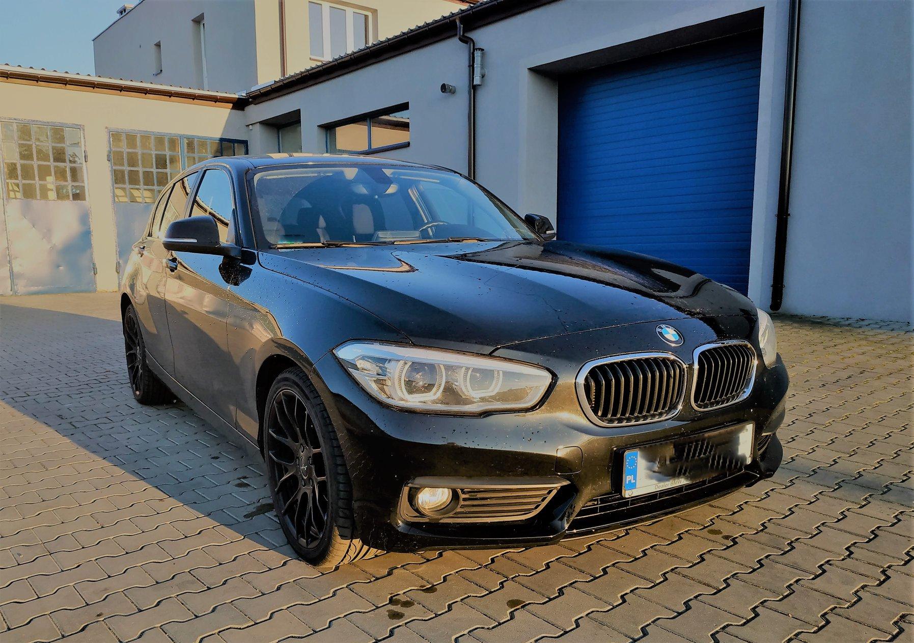 BMW F20 116D 116KM >> 146KM 310Nm