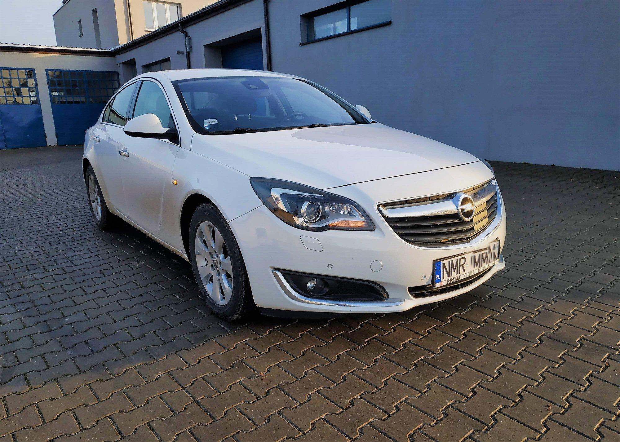 Opel Insignia 2.0CDTI 163KM >> 199KM 404Nm