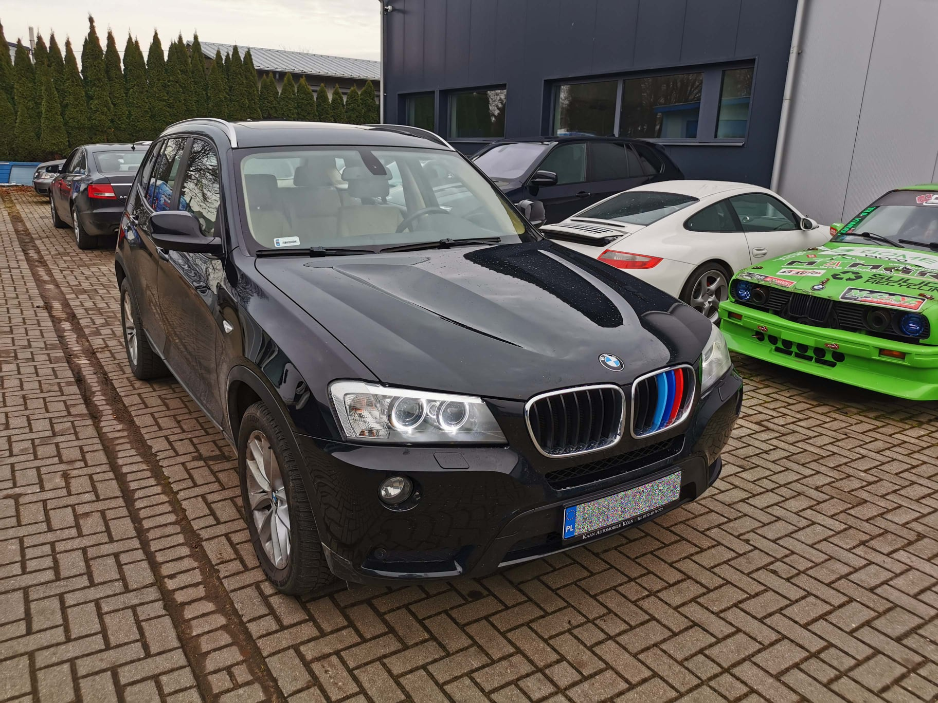 BMW X3 F25 2.0D 184KM >> 220KM 440Nm