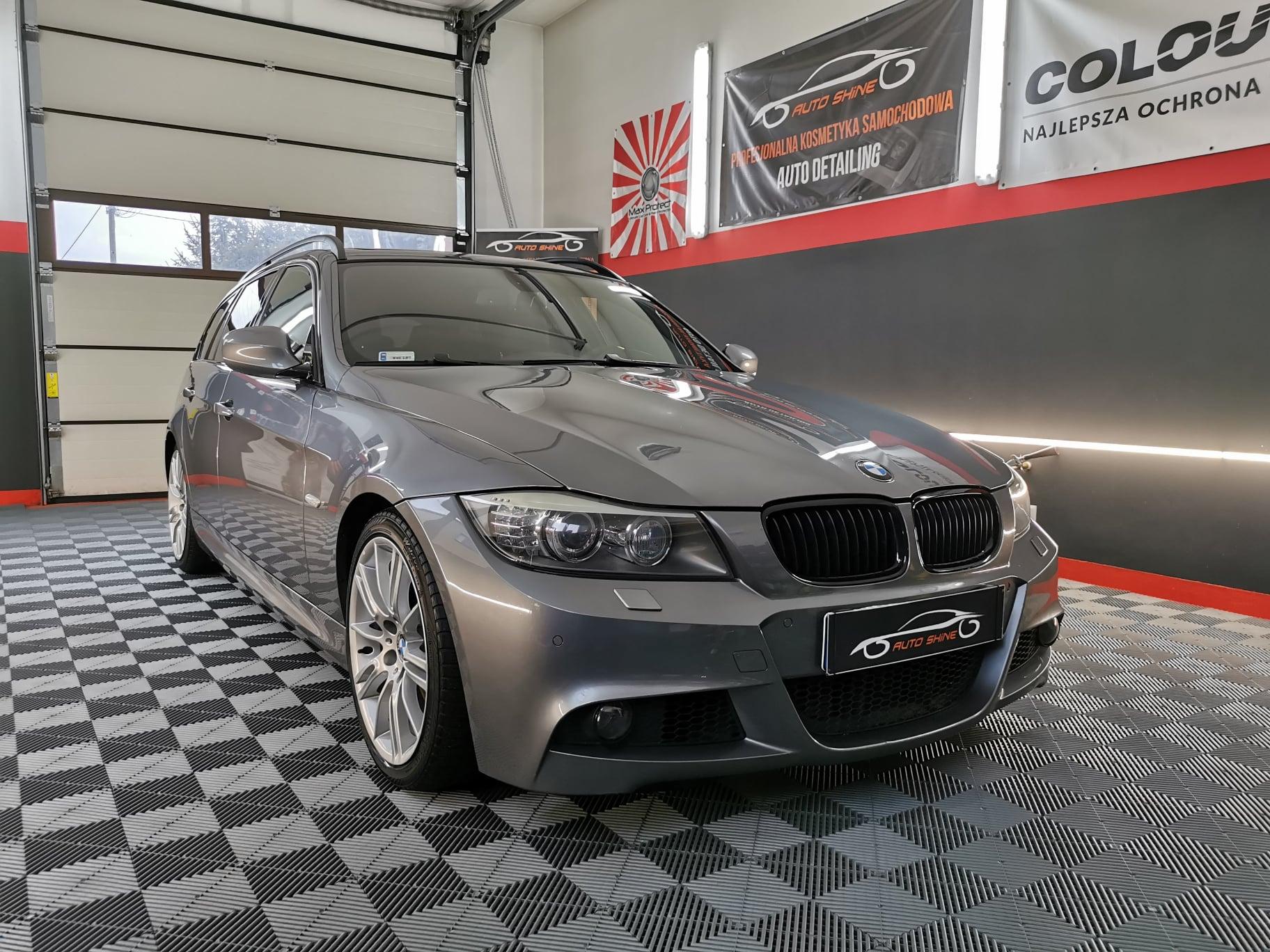 BMW E91 335D LCI 286KM >> 413KM 776Nm