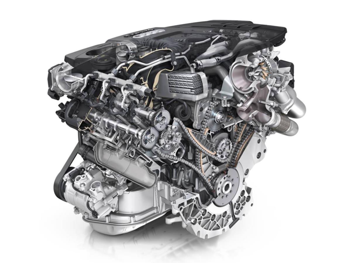 Audi 3.0TDI tuning mechaniczny podnoszenie mocy