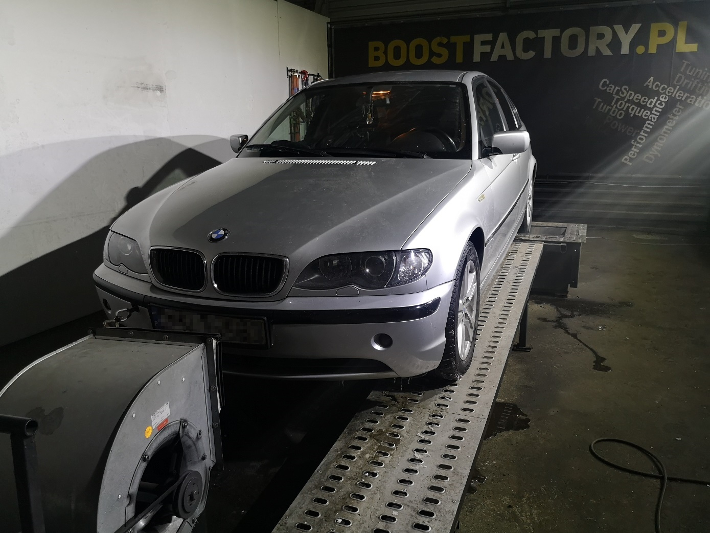 BMW E46 320D 150KM >> 195KM 432Nm