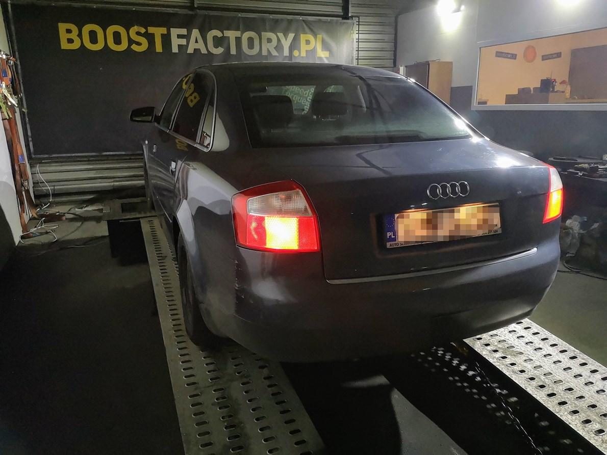 Audi A4 B6 1.9TDI 131KM >> 162KM 400Nm