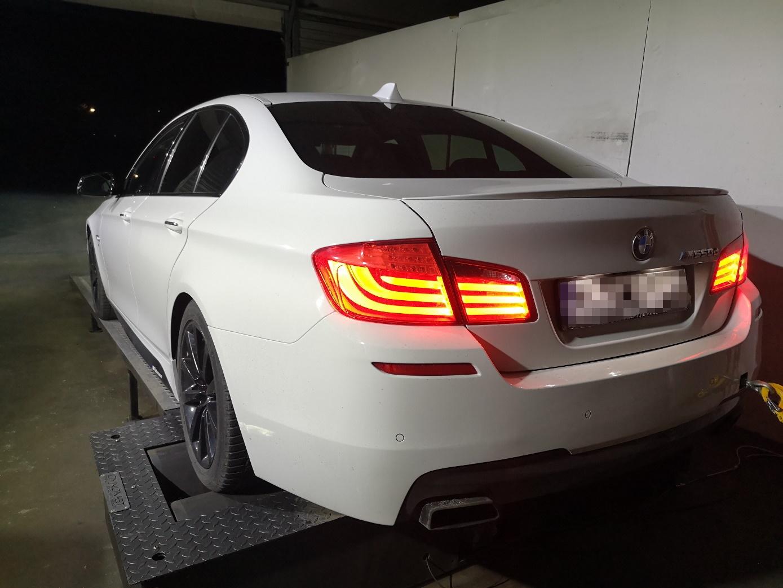 BMW F10 M550D 381KM >> 401KM 848Nm