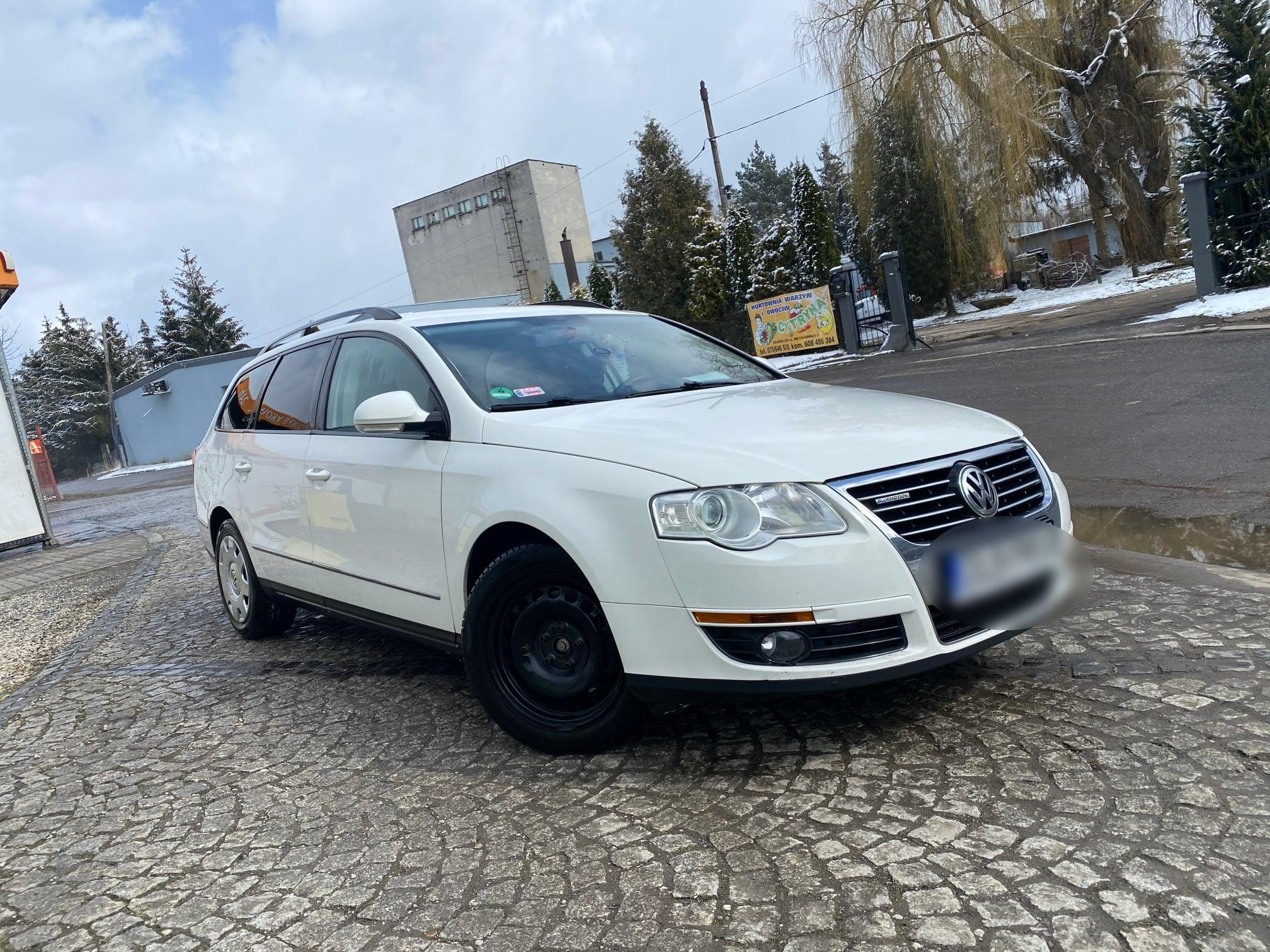 VW Passat 1.9TDI 105KM >>149KM 362Nm
