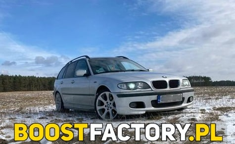 BMW E46 320D 150 KM >> 190KM 412Nm
