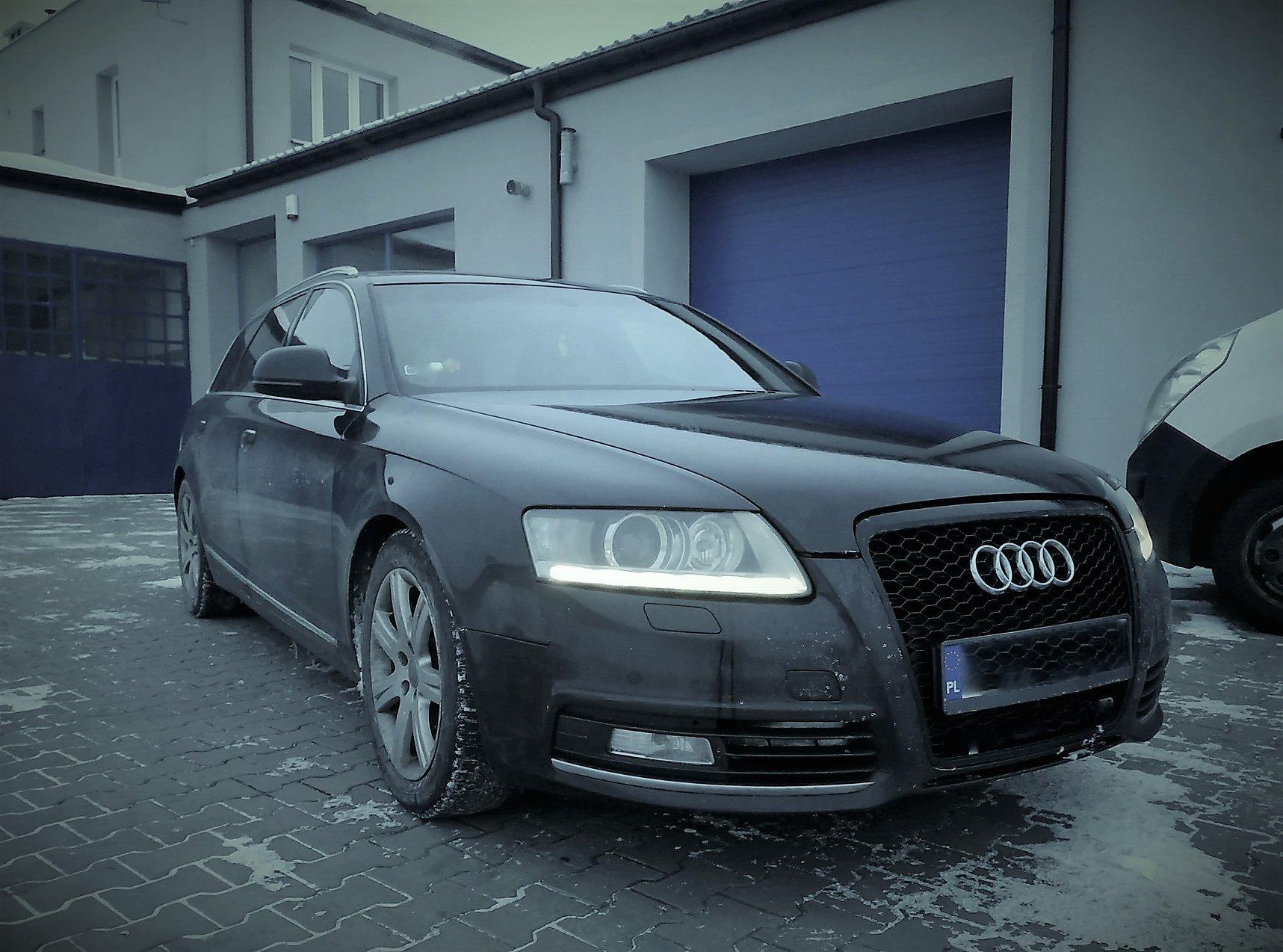 Audi A6 C6 3.0TDI 240KM >> 330KM 674Nm