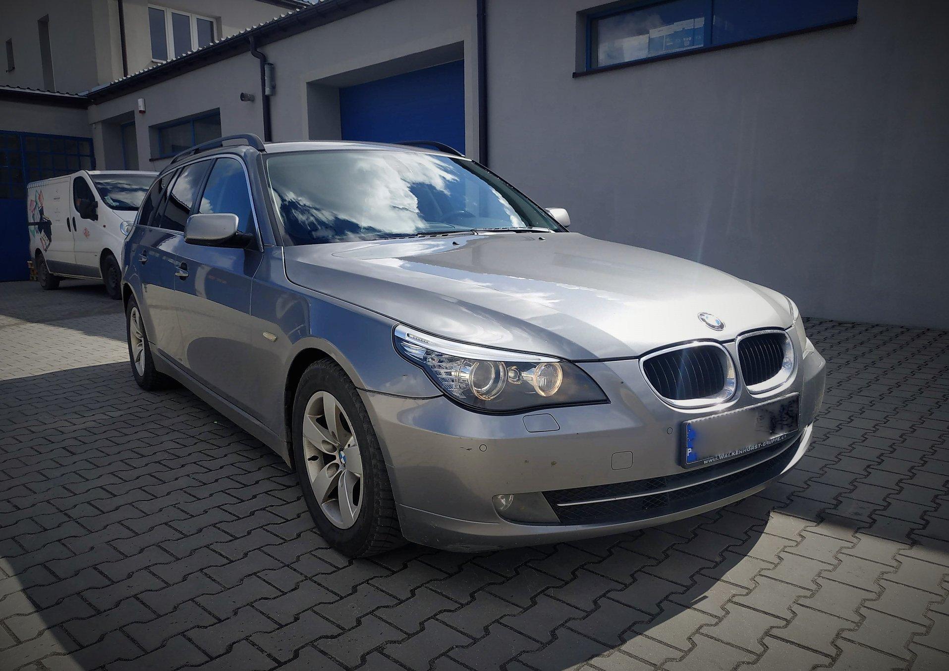 BMW E61 520D 177KM >> 224KM 452Nm