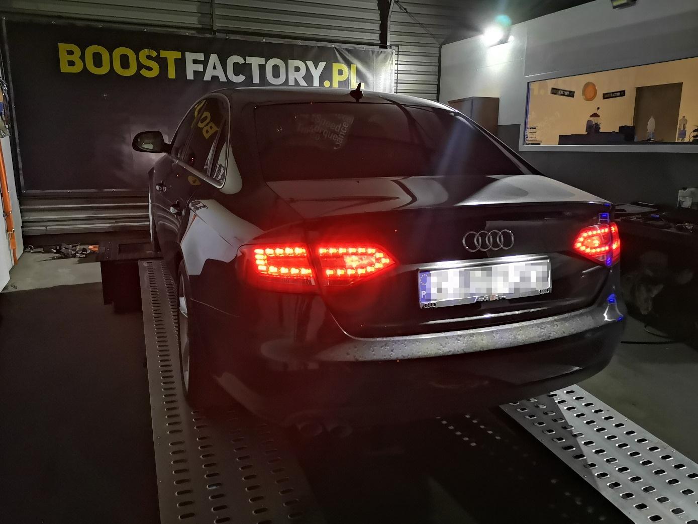 Audi A4 2.0TDI 143KM >> 203KM 413Nm