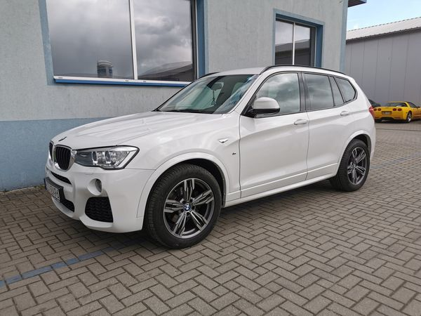 BMW X3 F25 18D 150KM >> 219KM 483Nm