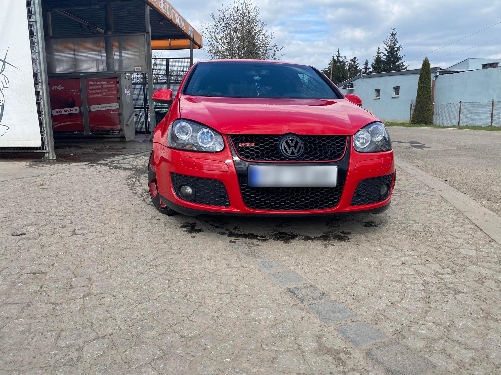 VW Golf 5 GTI 2.0TFSI 200KM >> 260KM 381Nm