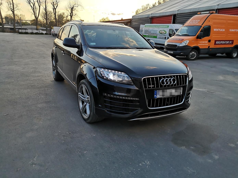 Audi Q7 4L 3.0TDI 245KM >> 303KM 678Nm