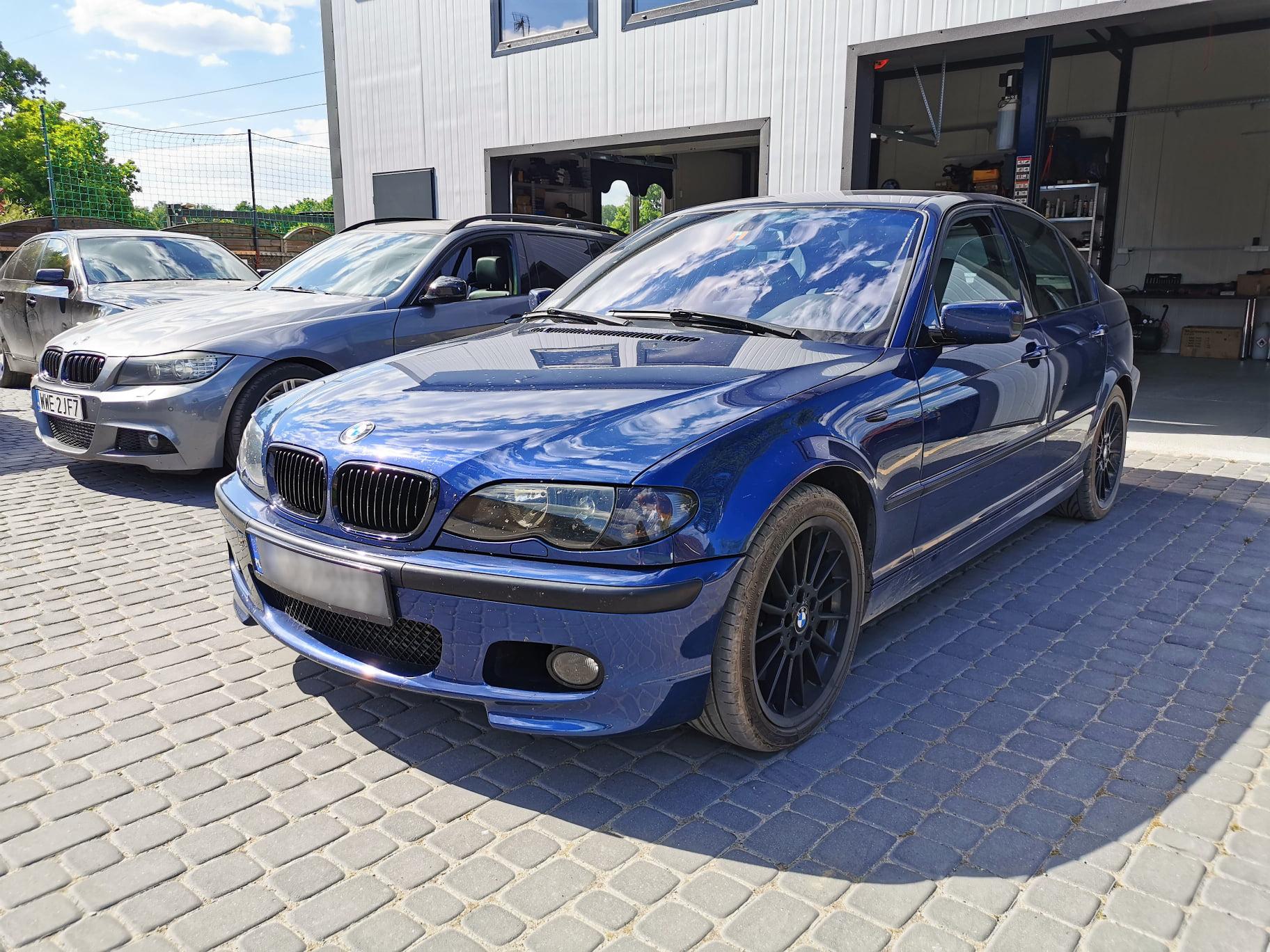 BMW E46 330D 204KM >> 274KM 643Nm