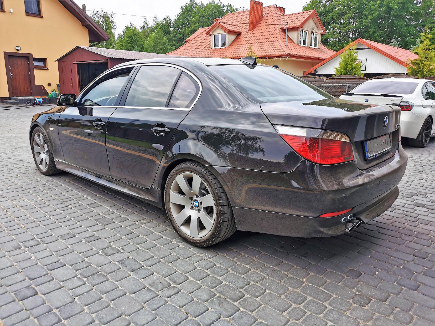 BMW E60 530D 218KM >> 271KM 600Nm