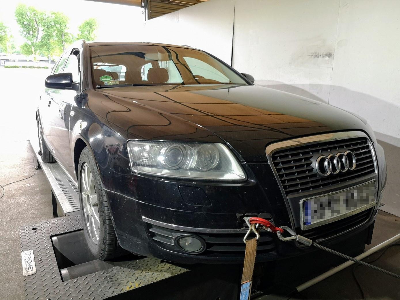 Audi A6 C6 2.7TDI 180KM >> 260KM 566Nm