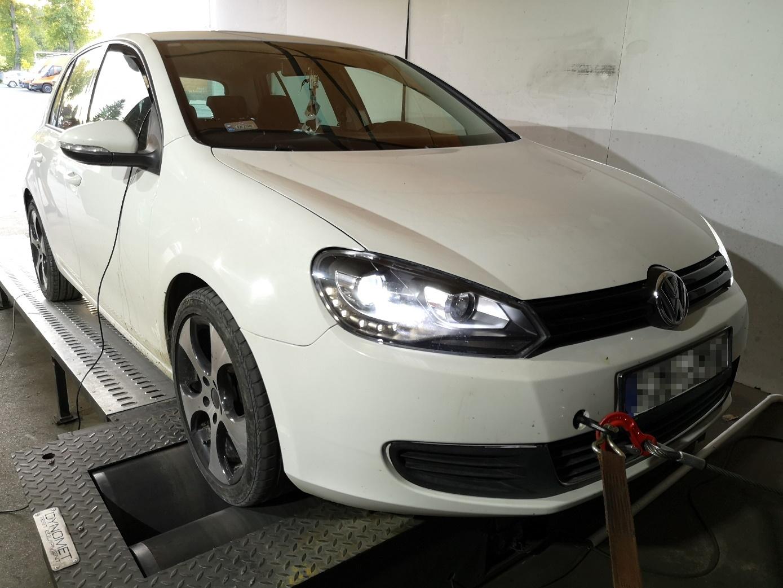 VW Golf 5 1.6TDI 90KM >> 140KM 310Nm