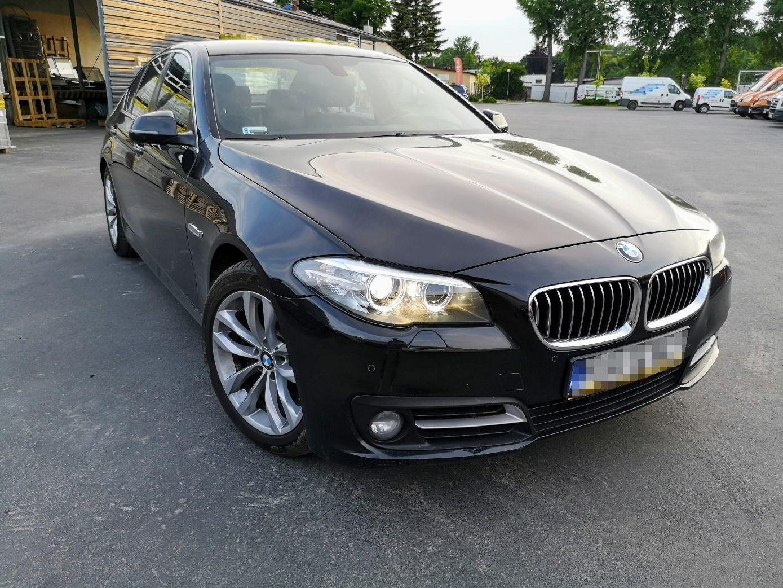 BMW F10 520D 184KM >> 227KM 488Nm