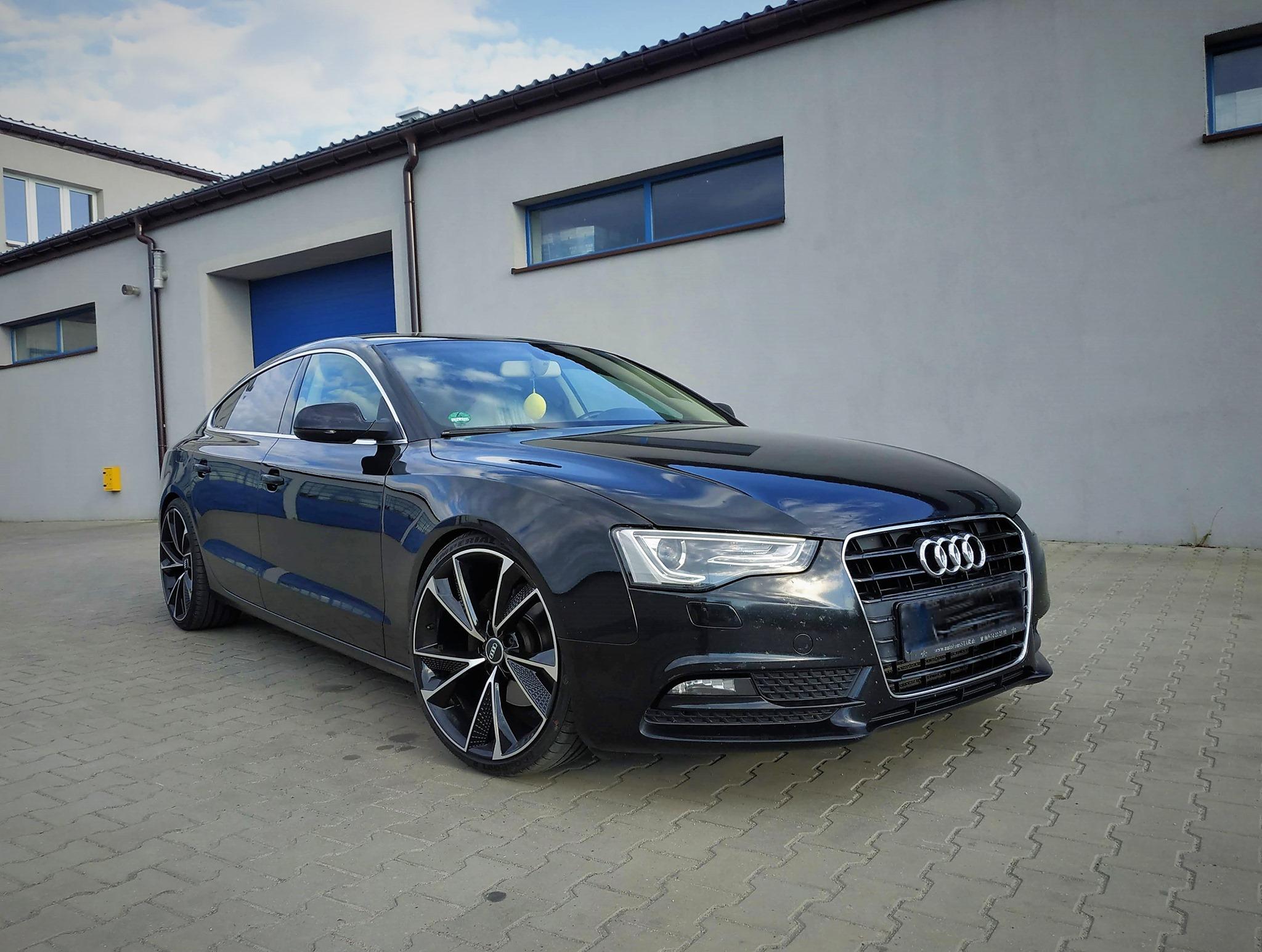 Audi A5 3.0TDI 204KM >> 254KM 518Nm