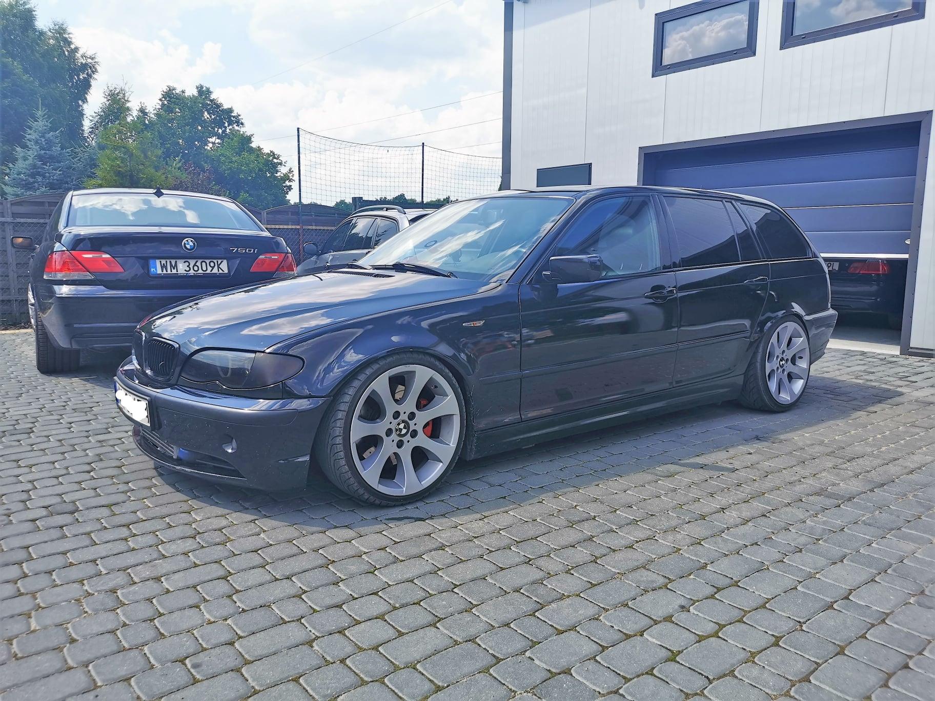 BMW E46 330D 184KM >> 275KM 580Nm