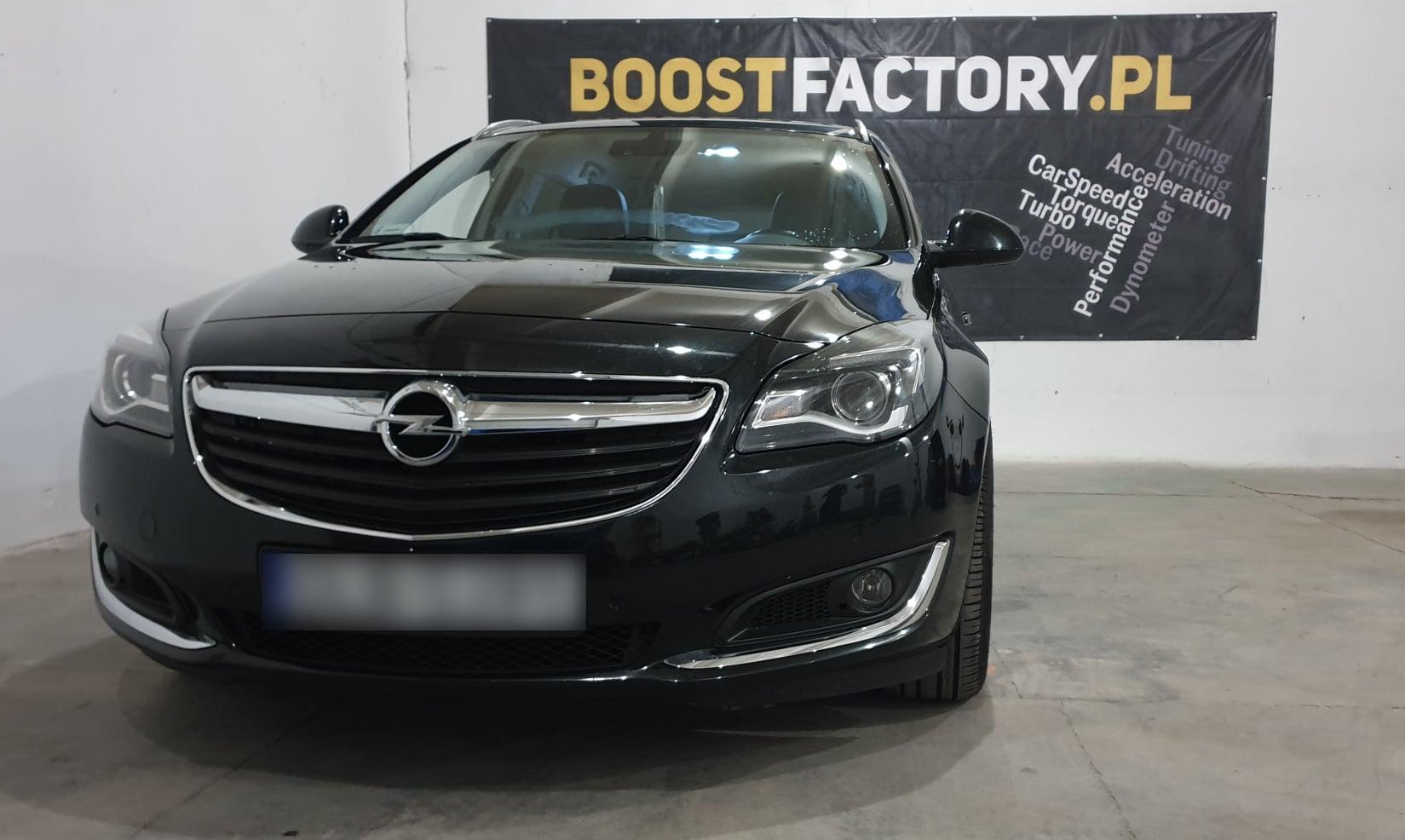 Opel Insignia 2.0CDTI 140KM >> 200KM 452Nm