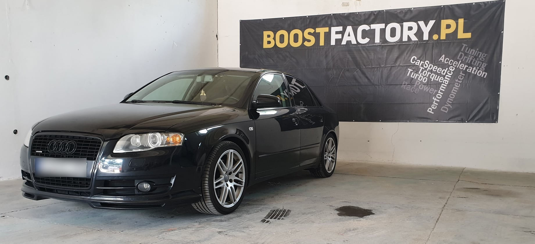 Audi A4 B7 2.0TFSI 200KM >> 265KM 386Nm