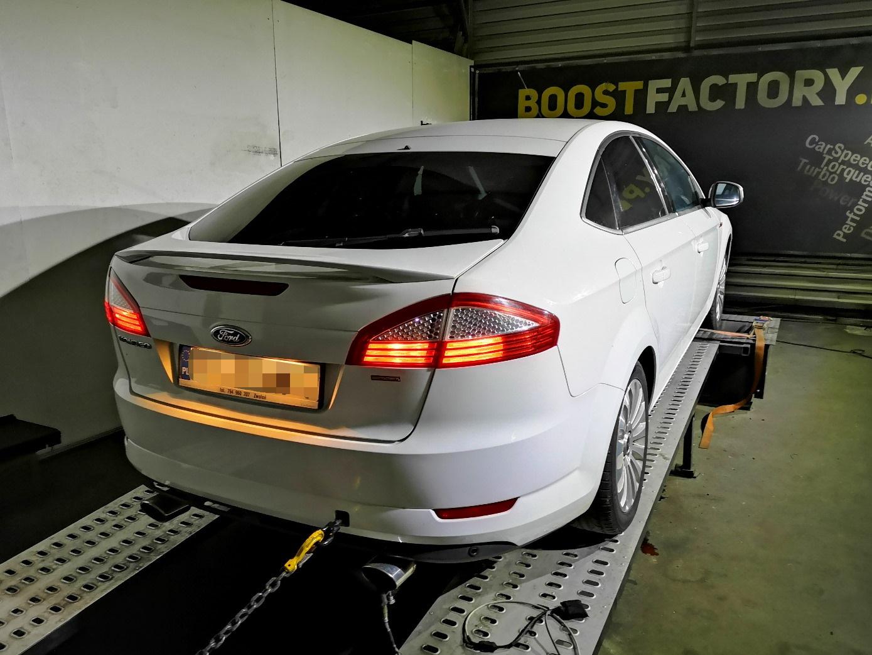 Ford Mondeo MK4 2.5T 220KM  >> 257KM 429Nm