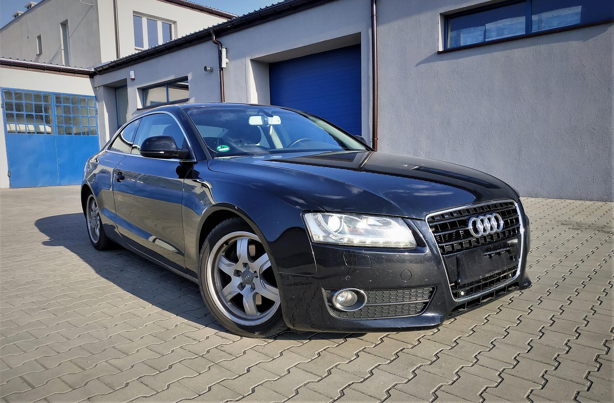 Audi A5 3.0TDI 240KM >> 309KM 672Nm