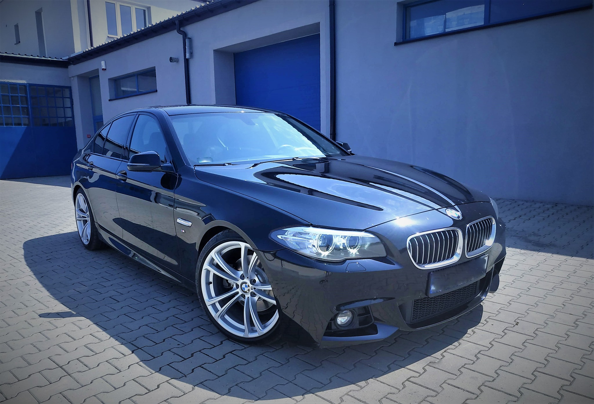 BMW F10 520XD 184KM >> 220KM 463Nm