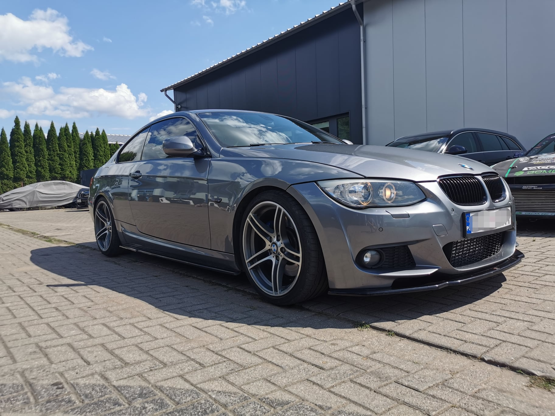 BMW E92 335D 286KM >> 436KM 875Nm