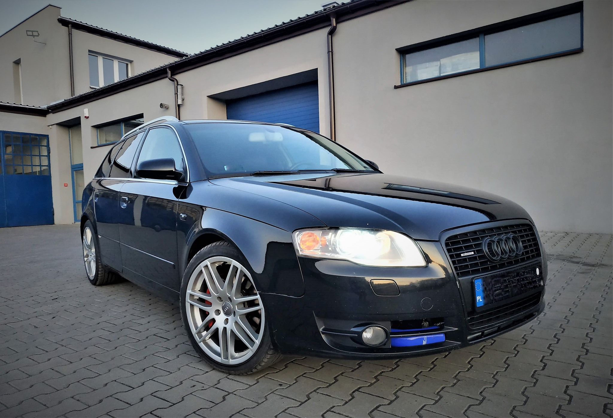 Audi A4 B7 2.0TFSI 200KM >> 301KM 404Nm