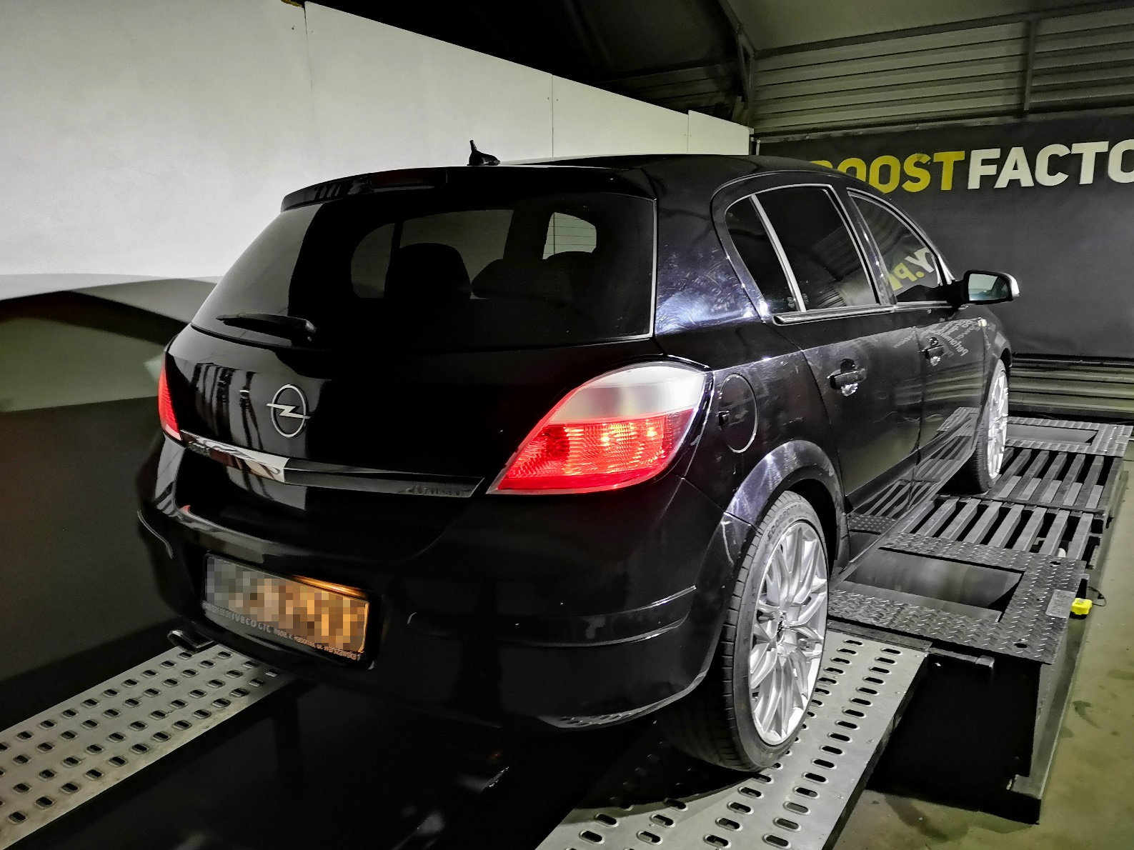 Opel Astra H 2.0T 170KM >> 199KM 311Nm