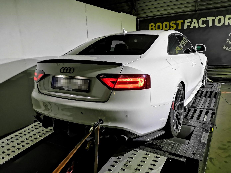 Audi A5 3.0TDI 240KM >> 307KM 650Nm
