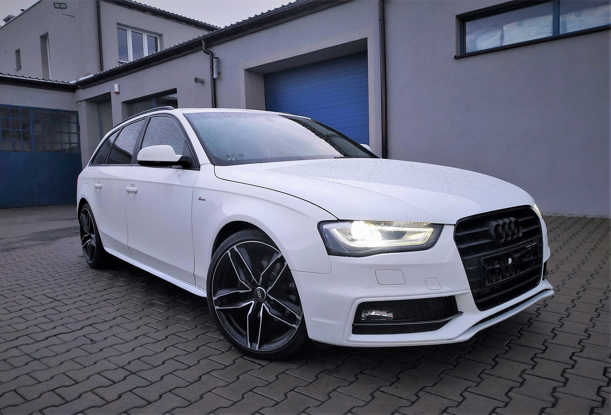 Audi A4 B8 2.0TDI 136KM >> 184KM 423Nm