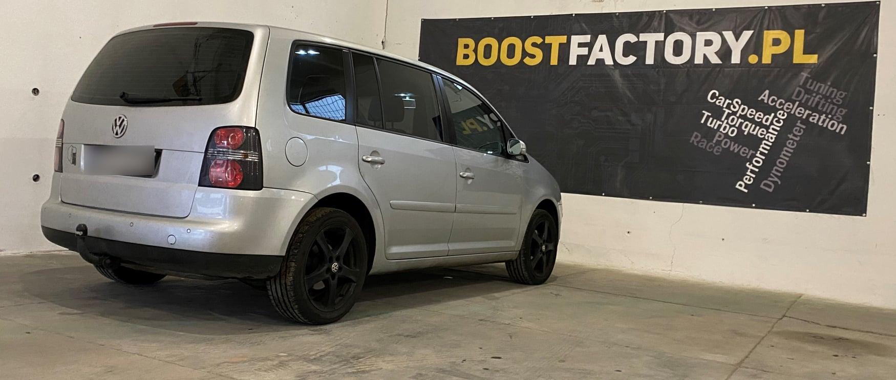 VW Touran 1.9TDI 105KM >> 147KM 323Nm