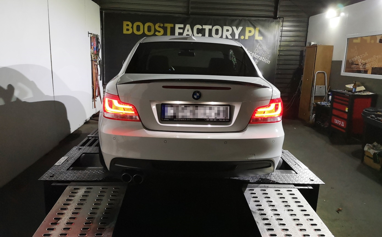 BMW E82 135D 286KM >> 428KM 822Nm