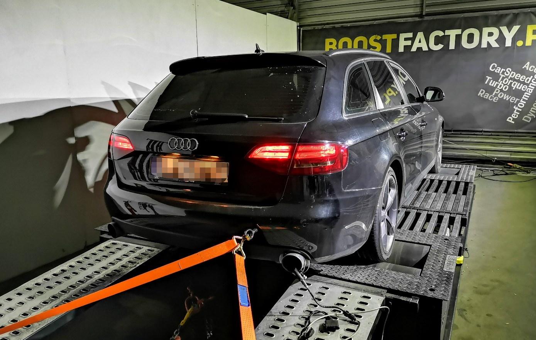 Audi A4 B8 3.0TDI 240KM >> 310KM 671Nm