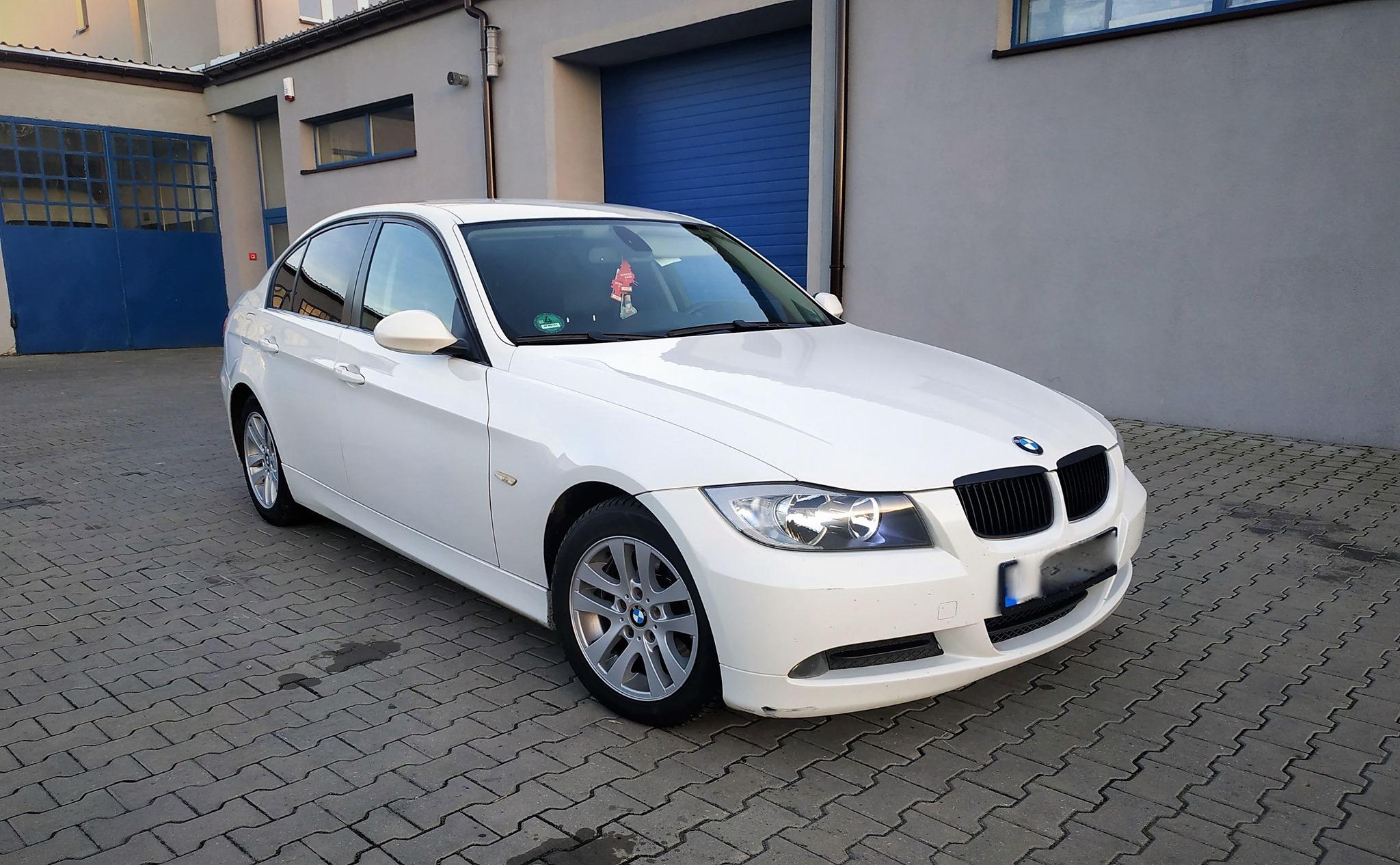 BMW E90 320D 177KM >> 225KM 462Nm