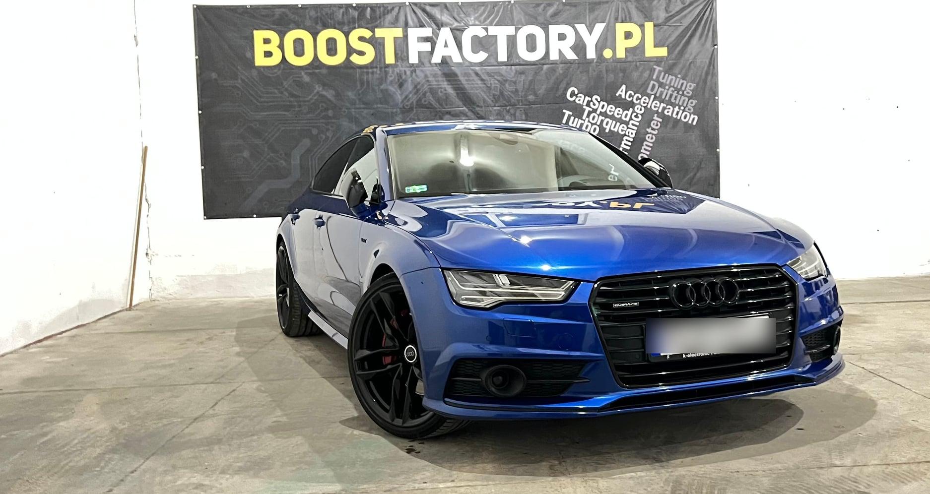 Audi A7 C7 3.0BiTDI 325KM >> 380KM 747Nm