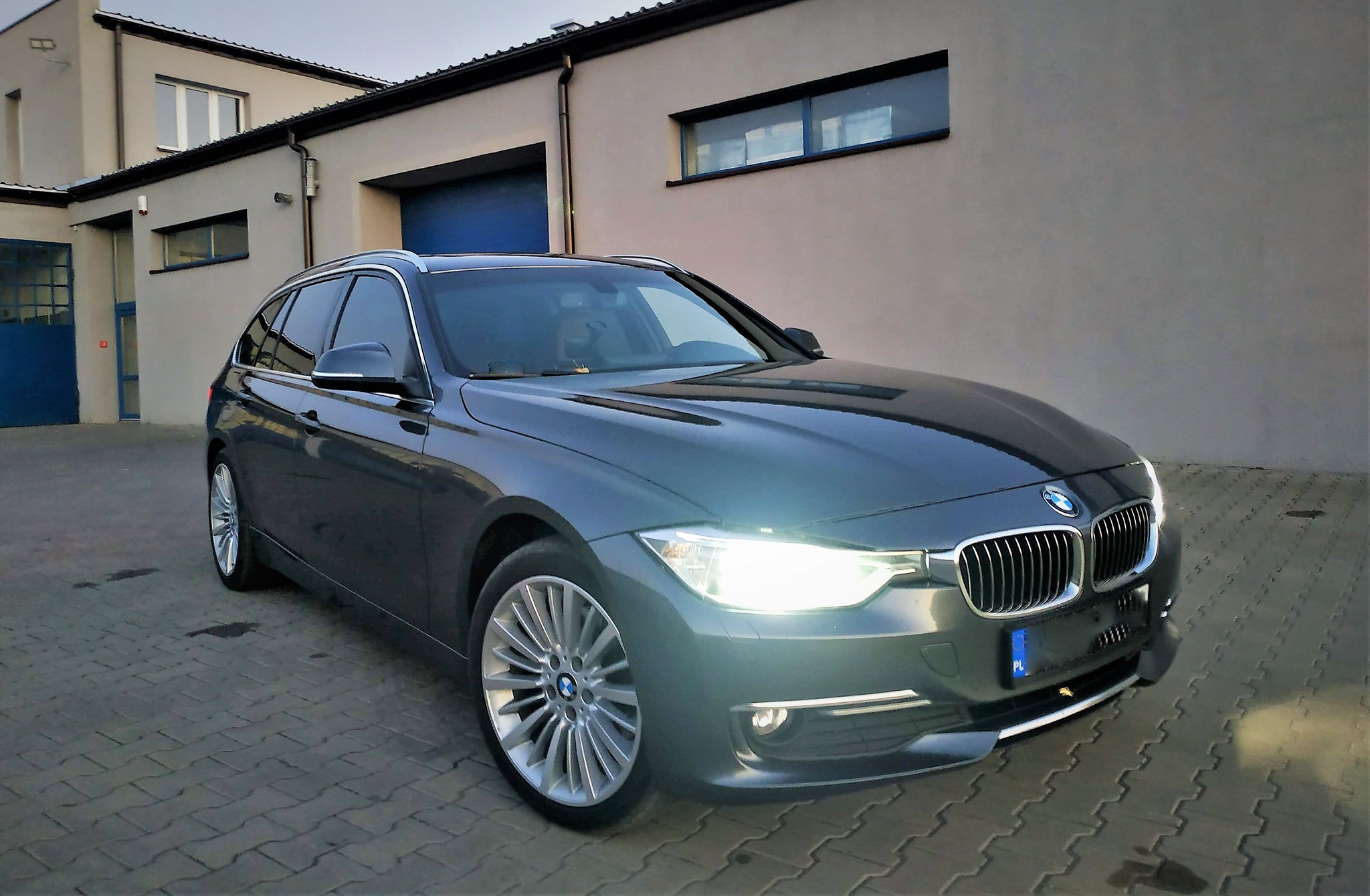 BMW F31 320XD 163KM >> 231KM 476Nm