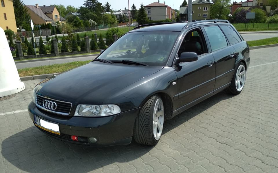 Audi A4 B5 1.9TDI 115KM >> 182KM 420Nm